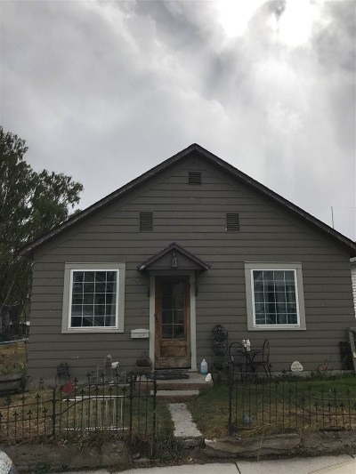 Butte MT Single Family Home For Sale: $68,000