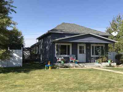 Butte Single Family Home For Sale: 2601 Washoe
