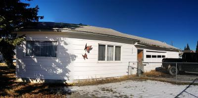 Butte MT Single Family Home For Sale: $65,000