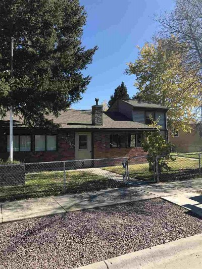 Butte Single Family Home For Sale: 3340 Sanders