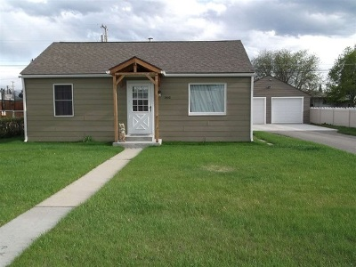 Single Family Home For Sale: 2510 St. Anns