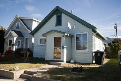Butte MT Single Family Home Under Contract-Take Bkups: $69,000