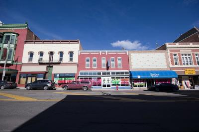 Butte MT Commercial Under Contract-Take Bkups: $295,000