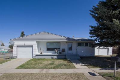 Single Family Home Under Contract-Take Bkups: 2605 Marcia St