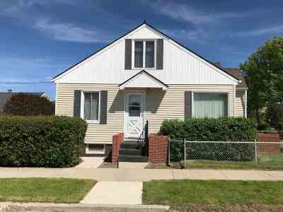 Single Family Home Under Contract-Take Bkups: 1020 W Fifth