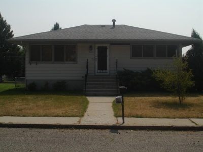 Single Family Home Under Contract-Take Bkups: 3360 Quincy