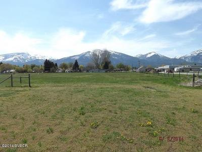 Ravalli County Residential Lots & Land For Sale: NHN Kurtz Ln