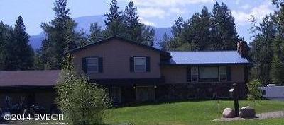 Florence Single Family Home For Sale: 5089 Us Highway 93 N