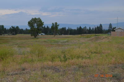 Ravalli County Residential Lots & Land For Sale: Nhn Hwy 93