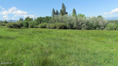Hamilton MT Residential Lots & Land Sold: $175,000