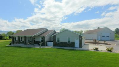 Ravalli County Single Family Home For Sale: 214 Upper Skyway
