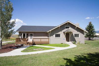 Ravalli County Single Family Home For Sale: 3806 Sagehill Rd