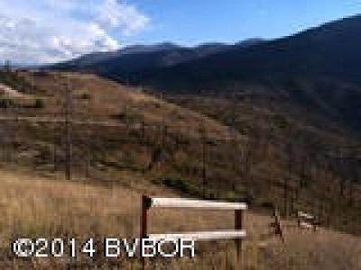Ravalli County Residential Lots & Land For Sale: Nhn Dickson Creek Rd