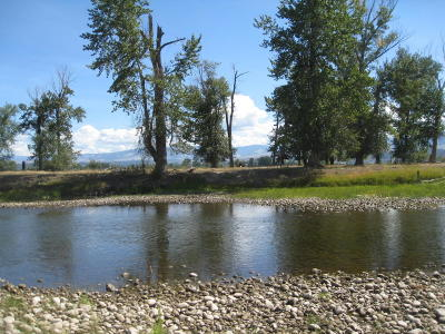 Ravalli County Residential Lots & Land For Sale: 38 Victor W Xing