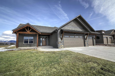 Missoula Single Family Home For Sale: 2935 Bunkhouse Pl