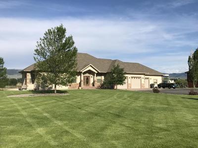 Hamilton Single Family Home For Sale: 126 Jet Ln