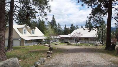 Hamilton Single Family Home For Sale: 480 Ruff Rd
