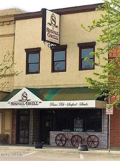 Hamilton Multi Family Home For Sale: 131 W Main St