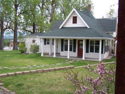 Ravalli County Single Family Home For Sale: 243 Sharrott Hill Loop