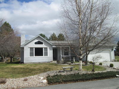 Ravalli County Single Family Home For Sale: 1301 Westwood Ct