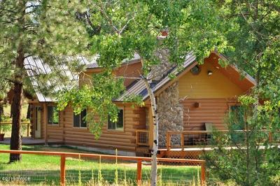 Hamilton Single Family Home For Sale: 900 Sheafman Creek Rd
