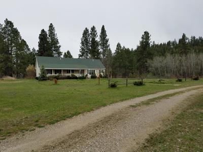 Hamilton Single Family Home For Sale: 2377 Us-93