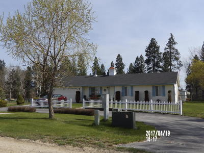 Victor Single Family Home For Sale: 135 Silverbow Dr