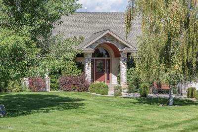 Ravalli County Single Family Home For Sale: 484 Arrow Point Ln
