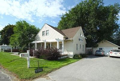 Hamilton Single Family Home For Sale: 1091 S 1st St