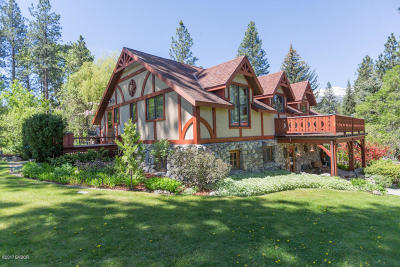 Ravalli County Single Family Home For Sale: 1802 Pleasant View Dr