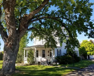 Hamilton Single Family Home For Sale: 611 N 2nd St