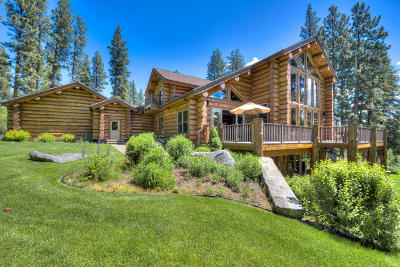 Hamilton Single Family Home For Sale: 564 Stan Morris Trl