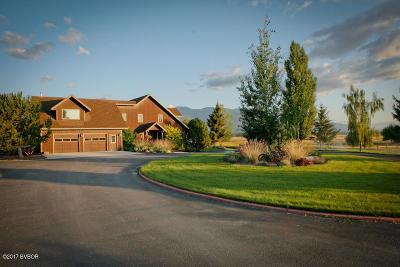 Ravalli County Single Family Home For Sale: 101 Sann Ln