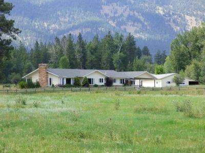 Florence Single Family Home For Sale: 5011 Us Highway 93 N.
