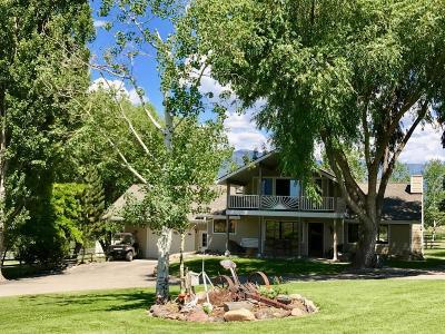 Ravalli County Single Family Home For Sale: 836 Mason Ln