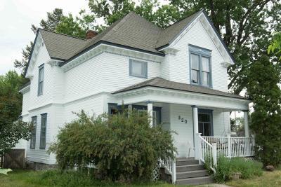 Hamilton Single Family Home For Sale: 320 S 5th St