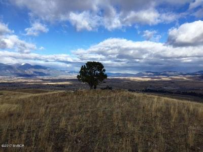 Ravalli County Residential Lots & Land For Sale: Nhn Reed Butte Rd.
