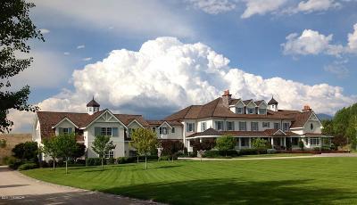 Hamilton Single Family Home For Sale: 598 Hampton Trl
