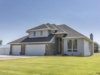 Hamilton Single Family Home For Sale: 216 Hanover Ct