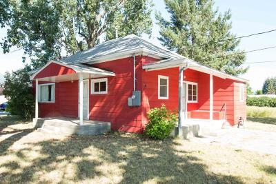 Hamil Single Family Home For Sale: 300 N 8th St
