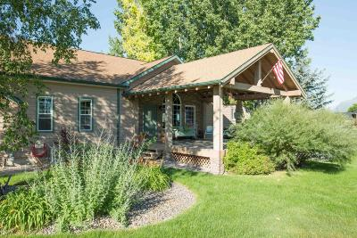 Ravalli County Single Family Home For Sale: 477 Corvallis Cemetery Rd