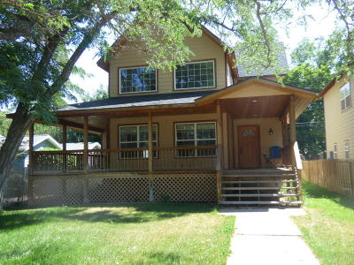 Ravalli County Single Family Home For Sale: 312 S 9th St