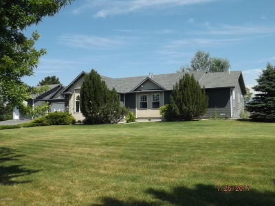 Ravalli County Single Family Home For Sale: 849 Mint View Rd