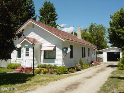Corvallis Single Family Home For Sale: 314 E 2nd St