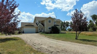 Ravalli County Single Family Home For Sale: 239 Lincoln Ln