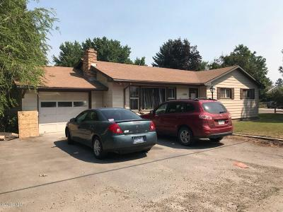 Missoula Single Family Home For Sale: 4300 S Ave W