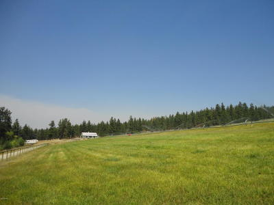 Ravalli County Residential Lots & Land For Sale: Nhn Snowflake Dr
