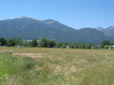Ravalli County Residential Lots & Land For Sale: Nhn Red Willow Dr