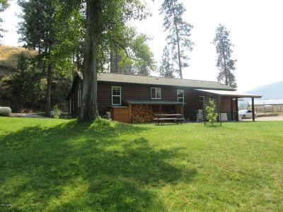Conner Single Family Home For Sale: 145 Conner Cutoff Rd