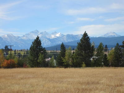 Ravalli County Residential Lots & Land For Sale: Nhn Us Hwy 93 S